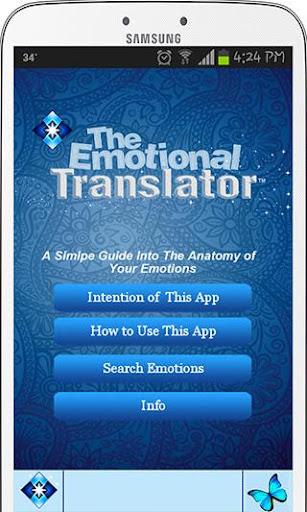 The Emotional Translator
