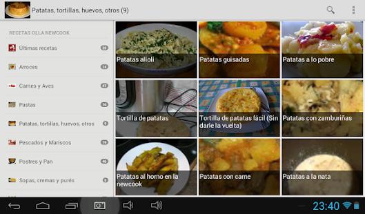 App Recetas ollas programables APK for Windows Phone