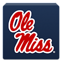 The Official Ole Miss App icon