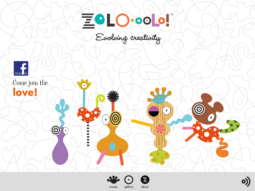 ZoLO•oolo 教育,创造力,学习,想象力,形状儿童游戏