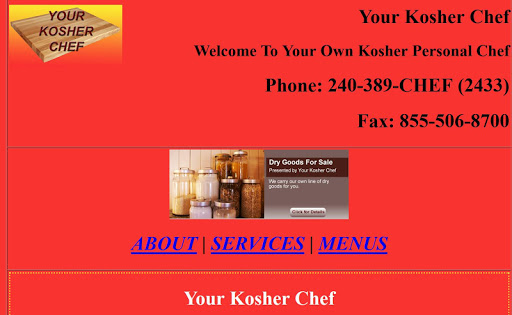 Your Kosher Chef