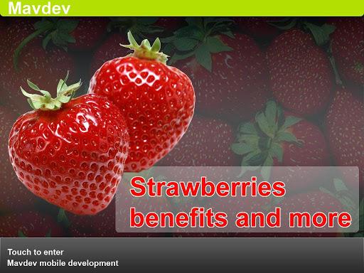 Straberries Benefits