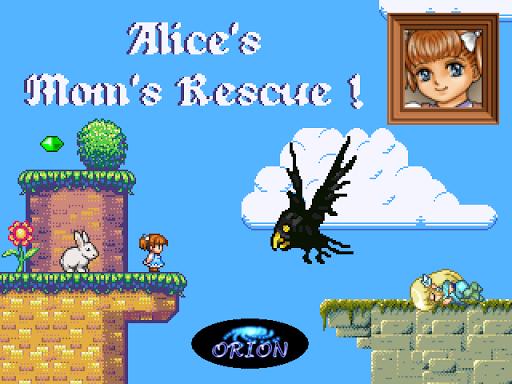 【免費街機App】Alice's Mom's Rescue-APP點子