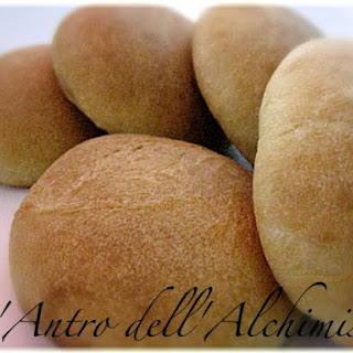 Olive Oil Bread Rolls.