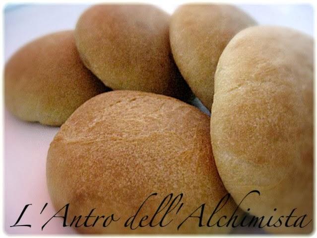 Olive Oil Bread Rolls Recipe