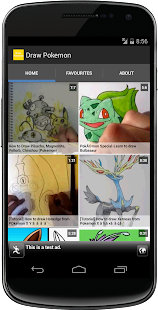 玩免費漫畫APP|下載How to draw pokemon characters app不用錢|硬是要APP