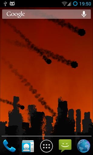 Armageddon Live Wallpaper