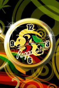 レゲエ時計 【Rasta Lion】