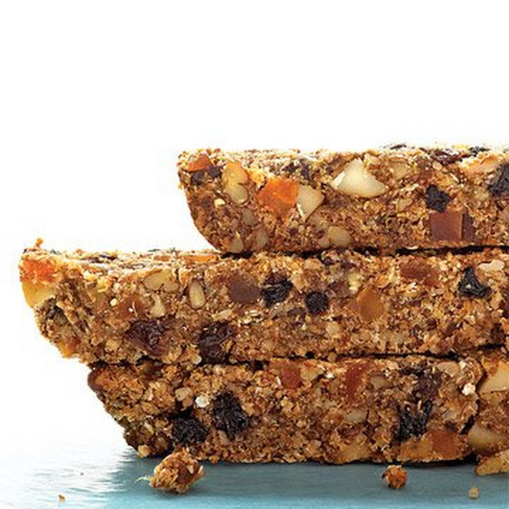 Dried-Fruit and Nut Health Bars