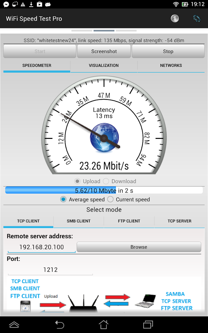 WiFi Speed Test Pro v2 7 1 For Android APK Download - DLoadAPK
