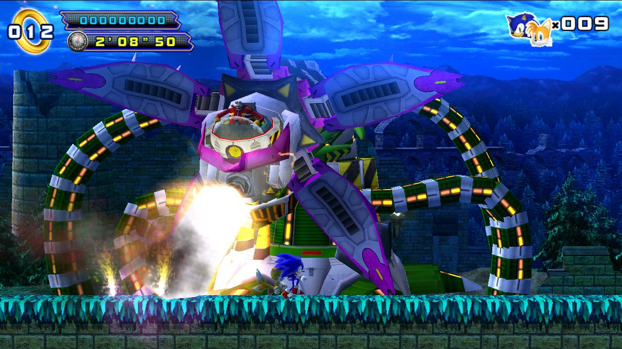 Sonic 4 Episode II screenshot #10