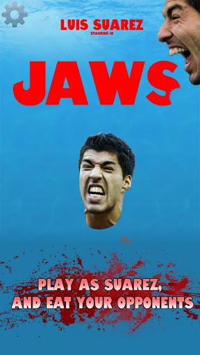Luis Suarez - Jaws