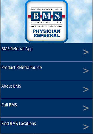 BMS Referral