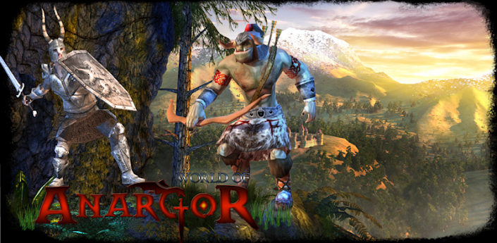 World of Anargor - 3D RPG