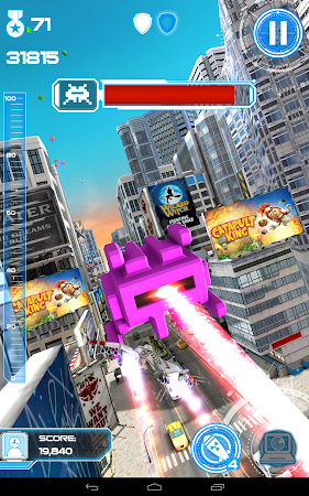 Jet Run: City Defender 1.32 screenshot 154127