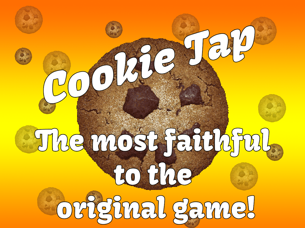 Cookie Tap- screenshot