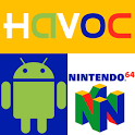 Havoc N64 emulator (FREE) icon