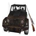 Sniper Hunting - 4x4 Off Road icon