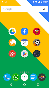 FlatDroid - Icon Pack - screenshot thumbnail
