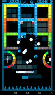 ChromaBurst Brick Breaker Free - screenshot thumbnail