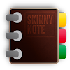 SkinnyNote Notepad