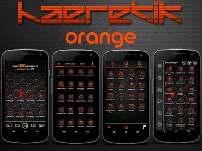 Apex/Nova Semiotik Orange Icon- screenshot thumbnail