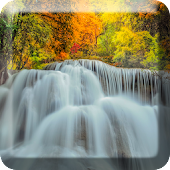 Waterfall Live Wallpaper (PRO)