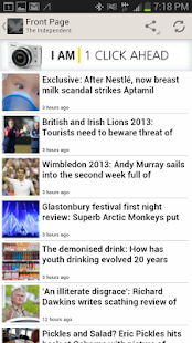 The Independent - screenshot thumbnail