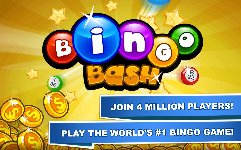 play bingo bash for free