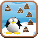Penguin Run Poo icon