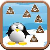 Penguin Run Poo