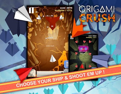 Origami Crush : Gamers Edition - screenshot