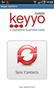 Keyyo Synchro- screenshot thumbnail