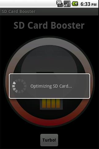 SD Speed Increase - screenshot