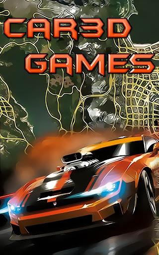 3D賽車遊戲