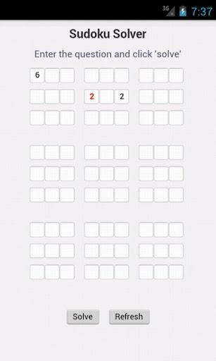 【免費解謎App】Sudoku Solver Plus-APP點子