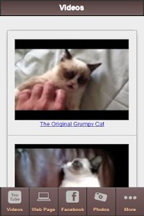 The Grumpy Cat Free Fan App - screenshot thumbnail