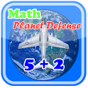 Math Planet Defense