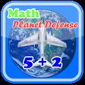 Math Planet Defense