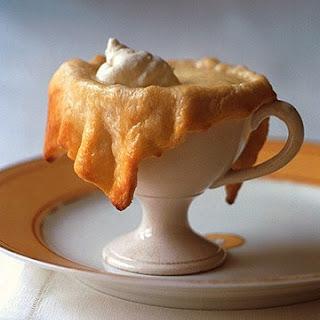 Eggnog Cups