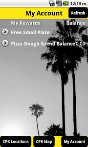 CPK Pizza Dough screenshot 1