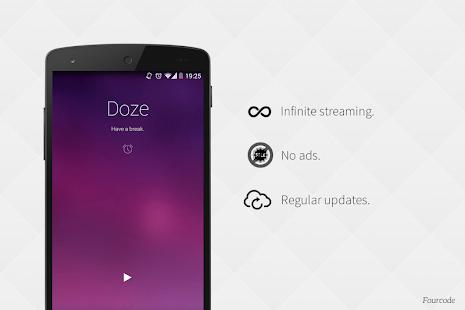 Doze - Relaxing Music - screenshot thumbnail