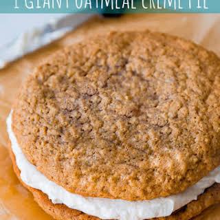 1 Giant Oatmeal Creme Pie.