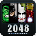 Super Hero 2048 icon
