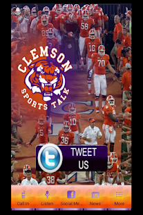 Clemson Sports Talk- screenshot thumbnail