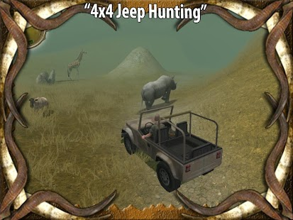 4x4 Safari 2 - screenshot thumbnail