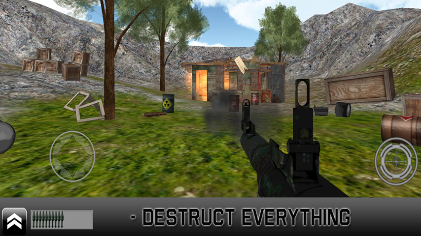 Guns & Destruction- screenshot