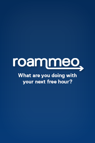 Roammeo - screenshot