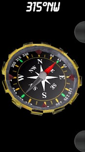 3D Compass - screenshot thumbnail