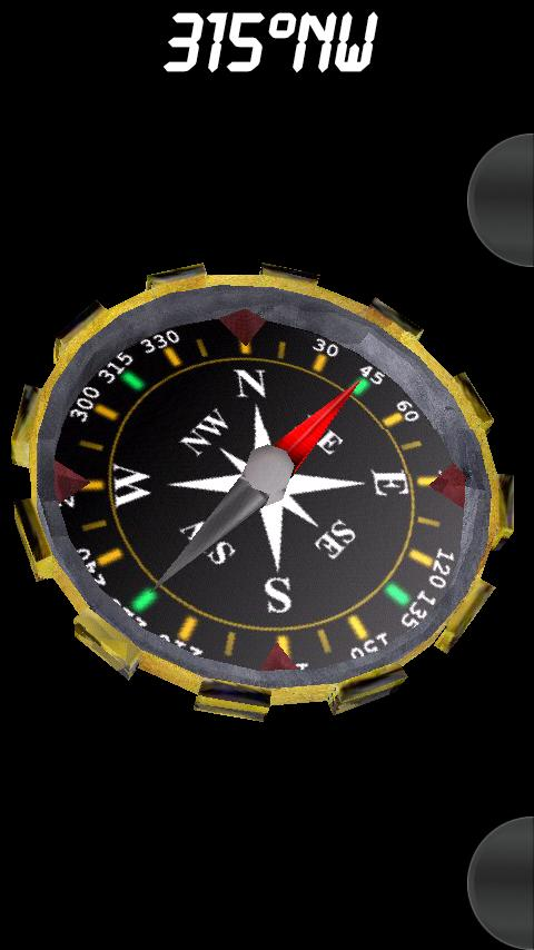 3D Compass- screenshot